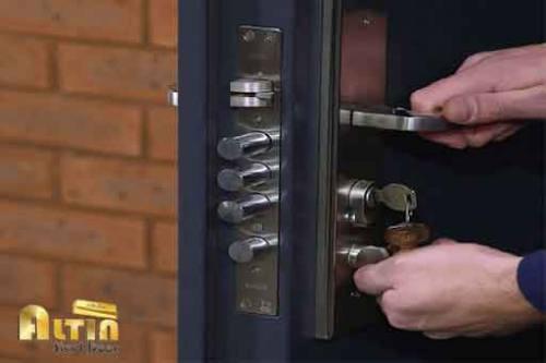 انواع قفل درب ضد سرقت, قفل درب ضد سرقت، قیمت قفل درب ضد سرقت
